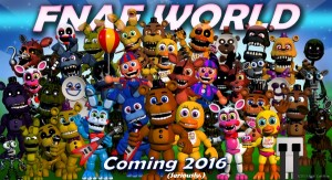 fnaf-world-roster